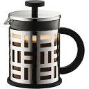 【送料無料】 ボダム フレンチプレスコーヒーメーカー 「EILEEN」(0.5L) 11196-16 ステンレス[1119616]