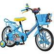 【送料無料】 ブリヂストン 16型 子供用自転車 きかんしゃトーマス(ブルー)NTM16 【代金引換配送不可】