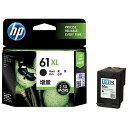 HP 【純正】HP 61XL インクカートリッジ(ブラック・増量) CH563WA