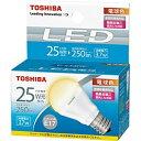 【あす楽対象】 東芝 調光器非対応LED電球 「E-CORE」(ミニクリプトン形・全光束250lm/電球色・口金E17) LDA4L-H-E17/S[LDA4L...