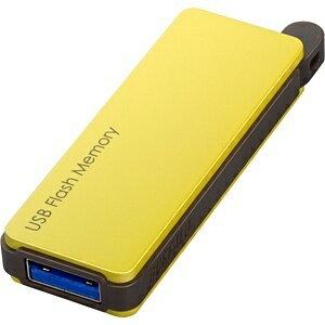 BUFFALO USB3.0メモリ RUF3-PWシリーズ (8GB・イエロー) RUF3-PW8G-YE[RUF3PW8GYE]