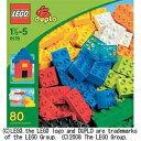 レゴジャパン LEGO(レゴ) 6176 デュプロ 基本ブロック(XL)