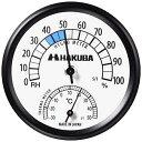 ハクバ 【防湿用品】温度計付き湿度計 C-43[KMC43]...