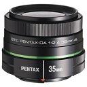 ペンタックス PENTAX カメラレンズ smc PENTAX-DA 35mmF2.4AL APS-C用 ブラック [ペンタックスK /単焦点レンズ][DA35MMF2.4ALブラック]