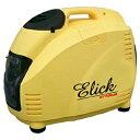 【あす楽対象】【送料無料】 ベストキャリー 【ベストキャリー】インバーター式小型エンジン発電機 「Elick」(1.2kVA) DY1500LBI