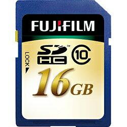 フジフイルム FUJIFILM 16GB・Cla...の商品画像