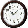 【送料無料】 セイコー 電波掛け時計 KX376B 【メーカー直送・代金引換不可・時間指定・返品不可】