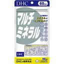 DHC ディーエイチシー DHC(ディーエイチシー) マルチミネラル 60日分(180粒)〔栄養補助...