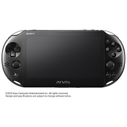 �ڤ������оݡۡ�����̵���ۥ��ˡ�����ԥ塼�������󥿥ƥ�����PlayStationVita(�ץ쥤���ơ�����󡦥�������)Wi-Fi��ǥ�PCH-2000�֥�å�[�����ൡ����]