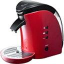 デバイスタイル deviceSTYLE P-60-R カプセル式コーヒーメーカー ブルーノパッソ[P60R]