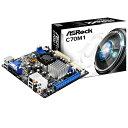 【送料無料】 ASROCK Mini ITXマザーボード [オンボード(Ontario C-70)・AMD A50M・DDR3] C70M1