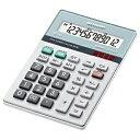 シャープ ナイスサイズタイプ電卓 (12桁) EL-N412K-X[ELN412KX]