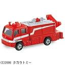 タカラトミー トミカ No.074 災害対策用救助車III型(サック箱)