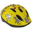 BELL 子供用ヘルメット ズーム(イエローベア/52-56cm)[ZOOMML]