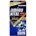 味の素 AJINOMOTO amino VITAL PRO ワンデ−パック【ライム風味/3本】