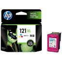 HP 【純正】 HP121XL プリントカートリッジ (3色カラー・増量) CC644HJ