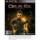 【あす楽対象】 スクウェアエニックス Deus Ex(デウスエクス)【PS3ゲームソフト】