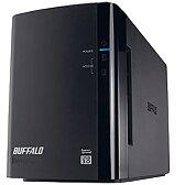【送料無料】 BUFFALO 外付HDD [USB3.0・4TB] RAID 1対応・2ドライブ搭載モデル HD-WL4TU3/R1J[HDWL4TU3R1J]