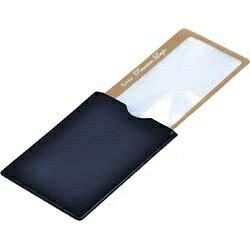 ケンコー プレミアムルーペ(ストッパー付きカード...の商品画像