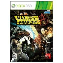 セガゲームス MAX ANARCHY(マックス アナーキー) 【Xbox360ゲームソフト】[MAXANARCHY]