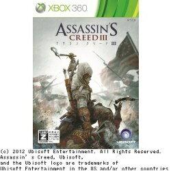 ユービーアイソフト アサシン クリードIII【Xbox360】