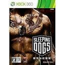 【あす楽対象】 スクウェアエニックス スリーピングドッグス 香港秘密警察【Xbox360ゲームソフト】