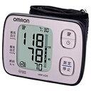 オムロン 手首式自動血圧計 HEM-6220-PK ピンク[HEM6220PK]