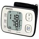 オムロン 手首式自動血圧計 HEM-6220-SL シルバー[HEM6220SL]