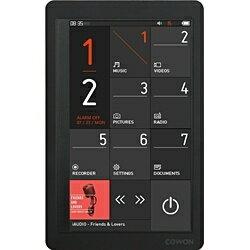 【送料無料】 COWON(コウォンジャパン) デジタルオーディオプレーヤー COWON X9 X9-32G-BK ブラック [32GB /USBケーブル、クイックスタートガイド][X932GBK]