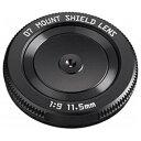 リコー(ペンタックス) 交換レンズ 11.5mm F9 「07 MOUNT SHIELD LENS(マウント シールド レンズ)」【ペンタックスQマウント】[07M..