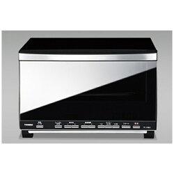 【送料無料】ツインバードミラーガラスオーブントースター(1200W)TS-D057Bブラック[TSD057B]