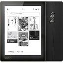 【送料無料】 KOBO 電子書籍リーダー kobo aura (ブラック) N514-KJ-BK-S-EP[N514KJBKSEP]