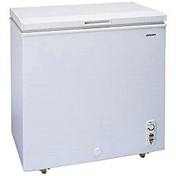 【標準設置費込み】 アビテラックス 直冷式チェスト冷凍庫 (102L) ACF-102C ホワイト[ACF102C]