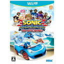 【送料無料】 セガゲームス ソニック&オールスターレーシング TRANSFORMED【Wii Uゲームソフト】