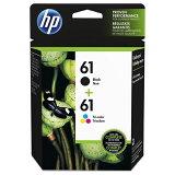 【あす楽対象】 HP 【純正】インクカートリッジ HP61コンボパック (ブラック&3色カラー) CR311AA