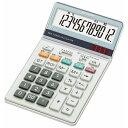 シャープ ナイスサイズタイプ電卓 (12桁) EL-N732K-X[ELN732KX]