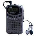 ANDO アンドーインターナショナル 携帯ラジオ R10-096DZ [AM/FM /ワイドFM対応][R10096DZ]