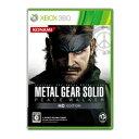 【あす楽対象】 コナミデジタルエンタテイメント メタルギア ソリッド ピースウォーカー HD エディション【Xbox360ゲームソフト】