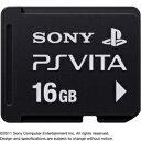 ソニーインタラクティブエンタテインメント PlayStation Vita メモリーカード 16GB【PSV(PCH-1000/2000)】