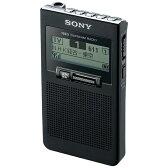 【送料無料】 ソニー ワンセグ/FM/AM 携帯ラジオ XDR-63TV (B)[XDR63TVBC]
