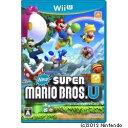 【あす楽対象】【送料無料】 任天堂 New スーパーマリオブラザーズ U【Wii Uゲームソフト】