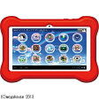 【あす楽対象】【送料無料】 メガハウス Kids tablet tapme(キッズタブレット タップミー) レッド