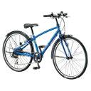 【送料無料】 ブリヂストン 24型 子供用自転車 SCHLEIN(F.Xグリッターブルー/7段変速) SHL474 【代金引換配送不可】