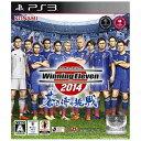 コナミデジタルエンタテイメント ワールドサッカー ウイニングイレブン 2014 蒼き侍の挑戦【PS3ゲームソフト】