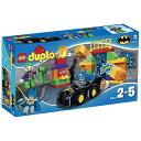 レゴジャパン LEGO(レゴ) 10544 デュプロ バットマンとジョーカー