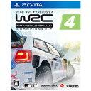 【送料無料】 スクウェア エニックス WRC 4 FIA ワールドラリーチャンピオンシップ【PS Vitaゲームソフト】