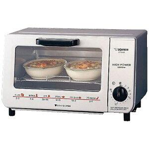 象印マホービン オーブン トースター シルバー