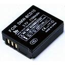 日本トラストテクノロジー(JTT) MyBattery HQ 互換バッテリー MBH-DMW-BCD10[MBHDMWBCD10]