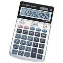 シチズンシステムズ セミデスクサイズ型電卓 (10桁) DM1022Q