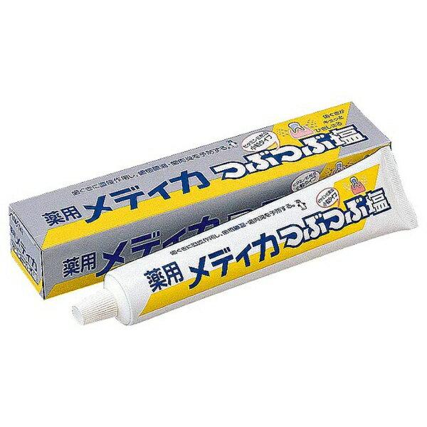 サンスター SUNSTAR 薬用メディカ つぶつぶ塩 170g 〔歯磨き粉〕